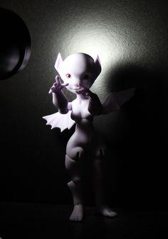 BJD doll artist Noctabylis