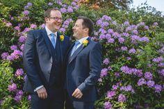 Coombe Lodge Same sex wedding photos