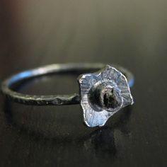 silver and lava rock, this is wonderful!