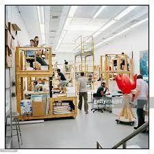 Image result for jeff koons studio