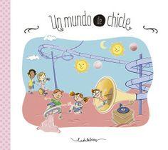 ¿Ya tienes los nuevos cuentos de #Ludiletras para practicar la #comprensionlectora durante el verano? Este es #Unmundodechicle