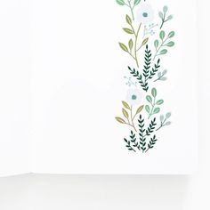 How To Easily Add Shadows To Your Bullet Journal Lettering – Archer and Olive Illustration Blume, Botanical Illustration, Botanical Art, Bujo Inspiration, Bullet Journal Inspiration, Flower Typography, Sketchbook Layout, Floral Drawing, Vine Drawing
