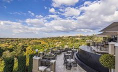 Four Seasons The Westcliff Hotel - Johannesburg, South Africa | DSA Architects International