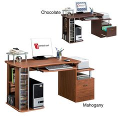 @Overstock - Ergonomic multifunction computer workstation has a contemporary design that will enhance your homeComputer desk is ideal for your study, office or denConvenient desk's large desktop area and open space to fit any size of screenhttp://www.overstock.com/Home-Garden/Deluxe-Ergonomic-Multifunction-Computer-Desk/3187380/product.html?CID=214117 $218.99
