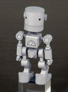 Bot with small parts, easy to follow, language not a problem