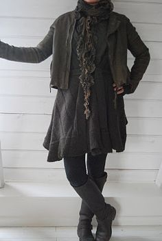 ♥ so want to see if I have the stuff to make this outfit