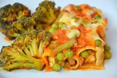 Cannelloni de legumes para um até já! :)