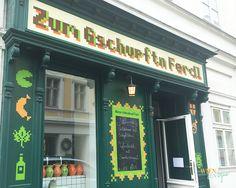 WIEN EN VOGUE #restaurant #vienna #wien #heuriger #brettljausn #zumgschupftnferdl