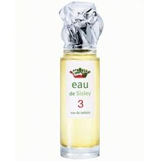 Eau de Sisley 3 Eau de Toilette Sisley - Perfume Feminino na Época Cosméticos Perfumaria - EpocaCosmeticos