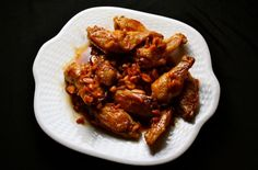 This recipe, Buffalo Nuts® Wings, was created by Bella Bartha.  #BuffaloNuts  #ChickenWings