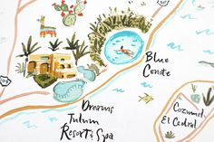 Wedding Stationery, Wedding Invitations, Watercolor Invitations, Invite, Homemade, Map, Illustration, Projects, How To Make