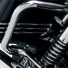 Triumph Rocket III Rear Engine Dresser Bars A9758047
