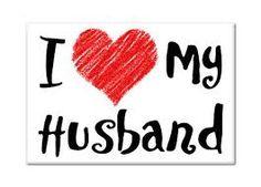 I HEART My Husband! I sure do!