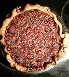Honey Pecan Pie (Not Just for the Holidays)
