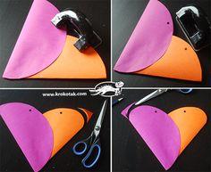 DIY Paper bag - heart