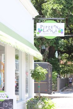 Pippen Lane on #Magazine Street is a great destination when shopping for children's clothing in #nola