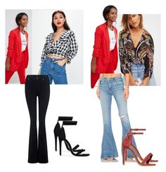 """""""386"""" by daixzy01 on Polyvore featuring mode, Free People, ASOS, GM Studio, Missguided et Citizens of Humanity"""
