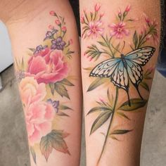 Flower outline tattoo Vintage rose tattoos and Delicate flower tattoo Tatoo Floral, Flower Outline Tattoo, Delicate Flower Tattoo, Realistic Flower Tattoo, Flower Tattoo Arm, Flower Tattoo Designs, Rose Outline, Tattoo Flowers, Floral Tattoos