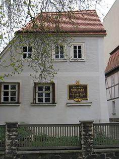 Schillerhaus  Leipzig