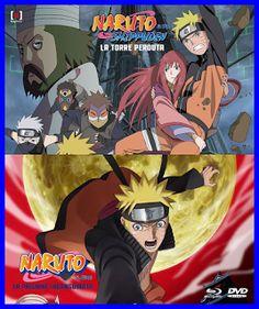 Prima wave di Blu-ray di Naruto in arrivo da Lucky Red * Mentre nei cinema italiani sono in corso le proiezioni dei film di Naruto, proprio ieri erano in programma I Guardiani del Regno della Luna Crescente e L'Esercito Fantasma, iniziano ad arrivare le prime informazioni riguardanti i primi film per il circuito dell'home video. Logicamente, l'ordine di pubblicazione dei film, seguirà fedelmente quello cinematografico, pertanto prima si proporranno in Blu-ray disc e DVD i due movie inediti…