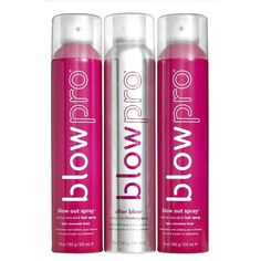 Women's Blowpro Hairspray Set ($40) ❤ liked on Polyvore featuring beauty products, haircare, styling products, beauty, makeup, hair, no color and blow hair care
