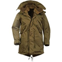 Just got this amazing jacket! ten c fishtail parka