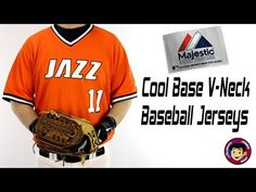 5f84a0b92 Majestic Cool Base V Neck Baseball Jerseys - Homegrown Sporting Goods
