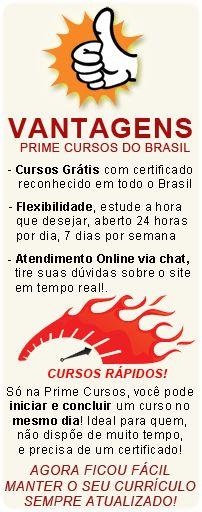 Cursos online grátis tem a vantagem de flexibilidade