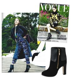 Guilhermina na Mídia - Hyper-cute boots na Vogue