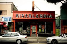 Discolandia, San Francisco, California | #RecordStoreRIP