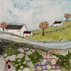 ''The little house behind the wall by Louise O'Hara
