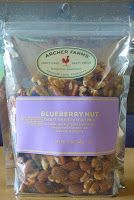 Archer Farms Blueberry Nut Trail Mix reviewed...