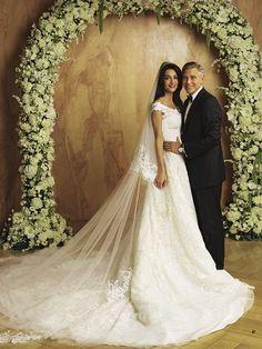 Amal Alamuddin & George Clooney's wedding ~ September 27, 2014
