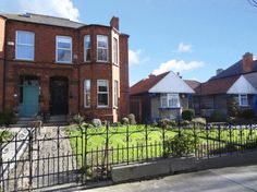 72 Hollybrook Road, Clontarf, Dublin 3 - 6 bedroom semi-detached house for sale at from Gunne Fairview Semi Detached, Detached House, Dublin, Property For Sale, Ideal Home, Mansions, Bedroom, House Styles, Home Decor