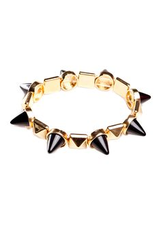 Spiked Out Bracelet