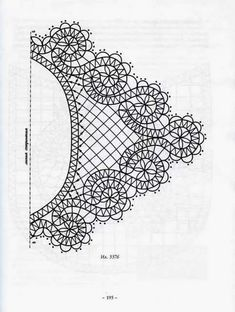 View album on Yandex. Col Crochet, Crochet Diagram, Crochet Chart, Irish Crochet, Bruges Lace, Bobbin Lacemaking, Bobbin Lace Patterns, Needle Tatting, Lace Decor