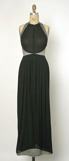 Dress - Geoffrey Beene c, 1990