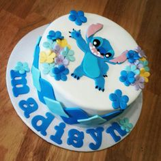 Lilo and Stitch cake #AllForCake Facebook.com/AllForCake