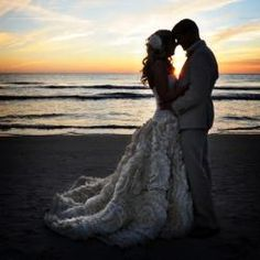 Destination Florida Beach Wedding