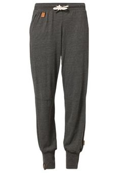 Naketano IRIS LIGHT II - Tracksuit bottoms - grey - Zalando.co.uk