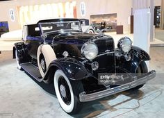 Lincoln KB LeBaron Convertible Roadster appears as part of Lincoln's Heritage On Display At Los...