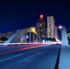 Robert Street Bridge downtown St. Paul mn