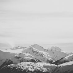 man-and-camera: Mountains ➾ Luke Gram