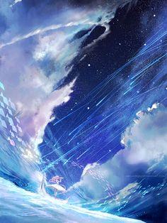 la belleza del cielo #tengo que admitir esto es hermoso