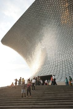 Museo Soumaya, Mexico City