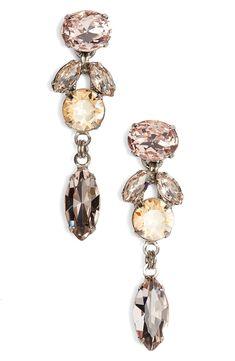For Sensitive Skin Free Shipping Bright Luster Swarovski European Earrings Buy Cheap Bridal Earrings
