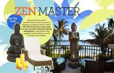 Outdoor Oasis: Get the Look - Zen-Master | Gallery | Glo