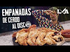 Empanadas de Cerdo al Disco - Receta de Locos X el Asado - YouTube