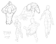 Body Reference Drawing, Drawing Reference Poses, Anatomy Reference, Drawing Poses, Drawing Tips, Drawing Tutorials, Human Anatomy Drawing, Human Figure Drawing, Anatomy Art
