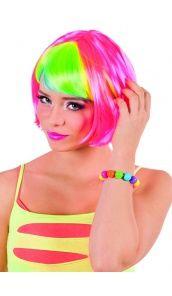 Bracelet Multicolore Fluo